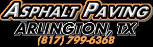 Asphalt Paving Arlington TX